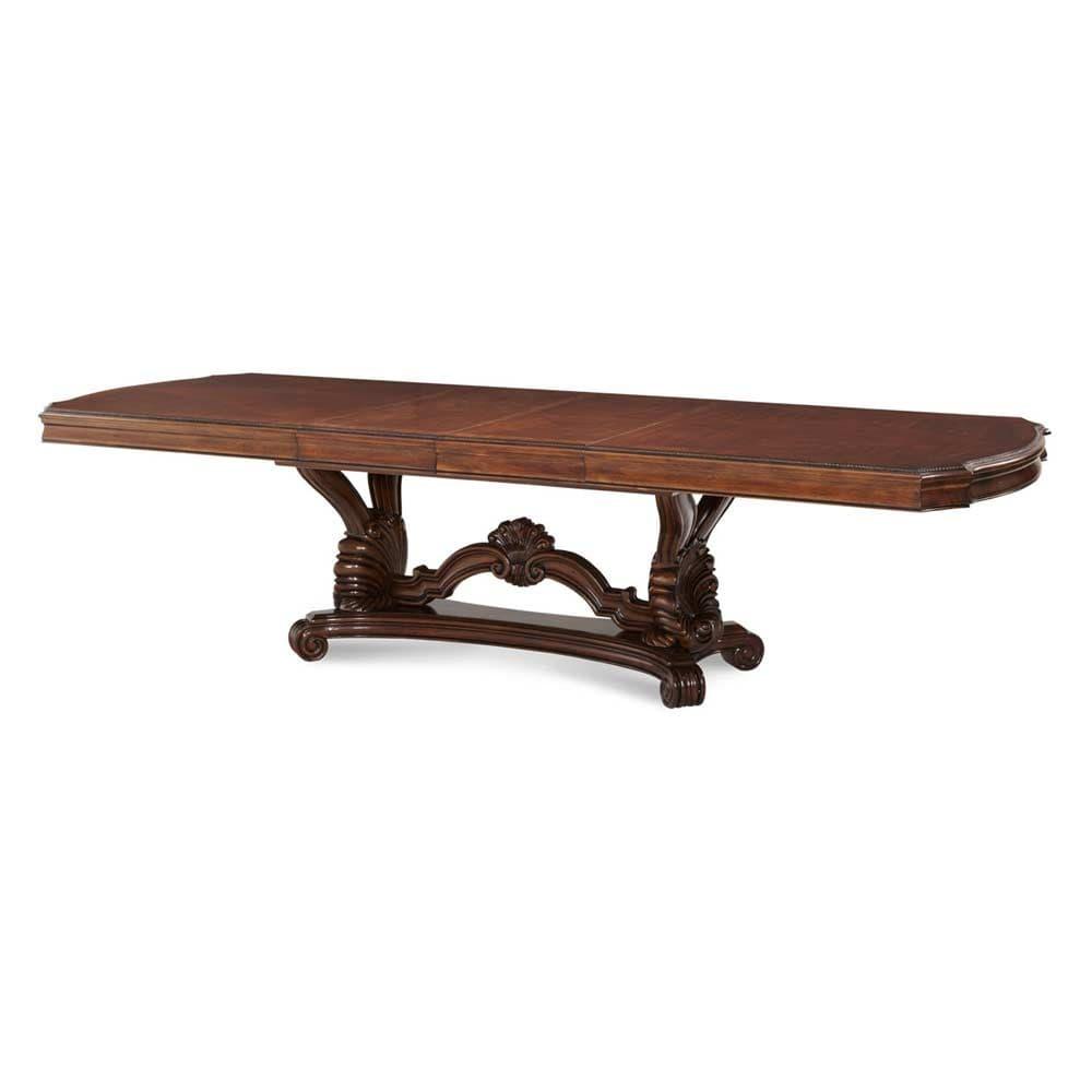 Прямоугольный Обеденный стол длина в разложенном виде 305 см