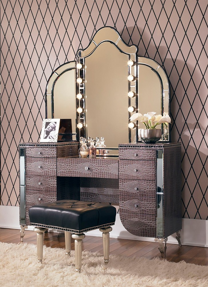 Туалетный столик с Зеркалом Amazing Gator