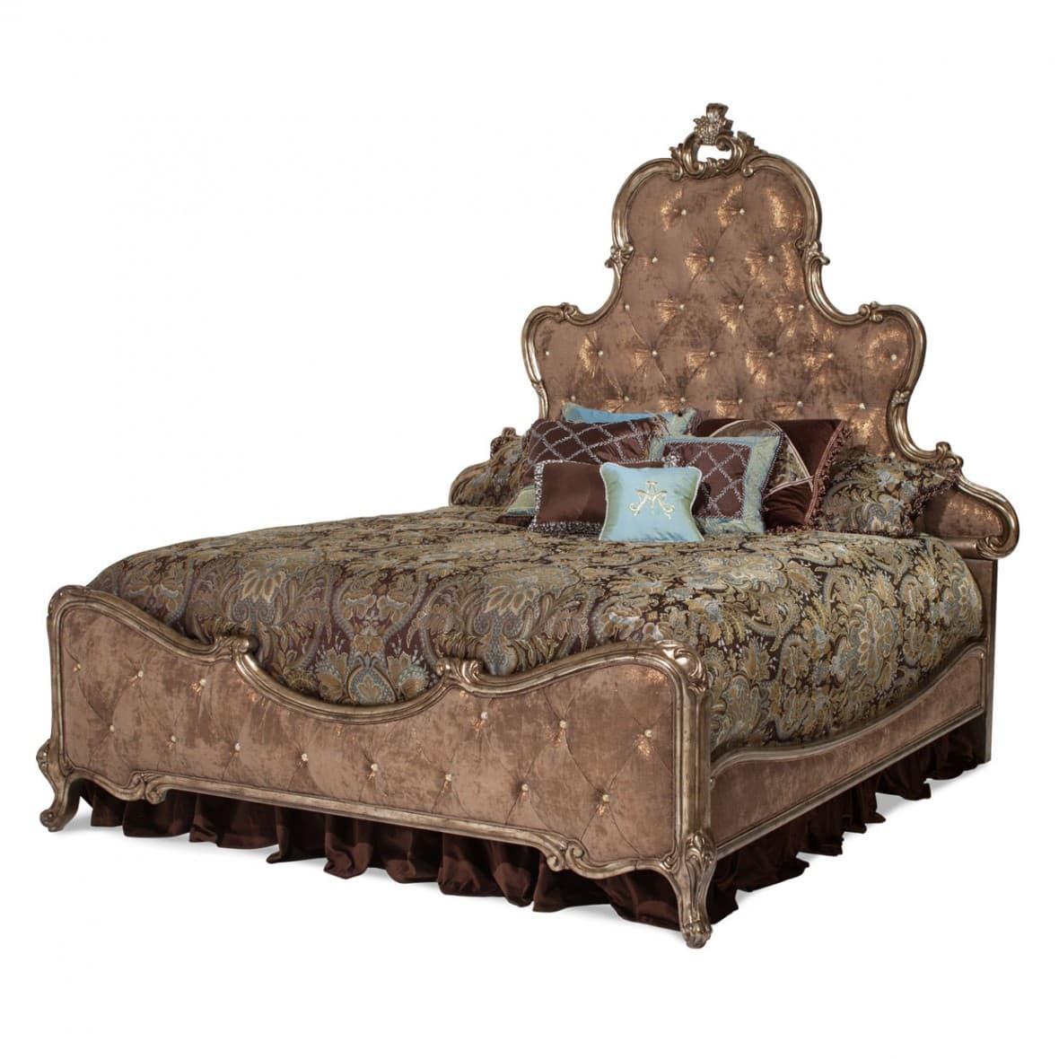 Кровать Lt. Espresso Размер Cal King