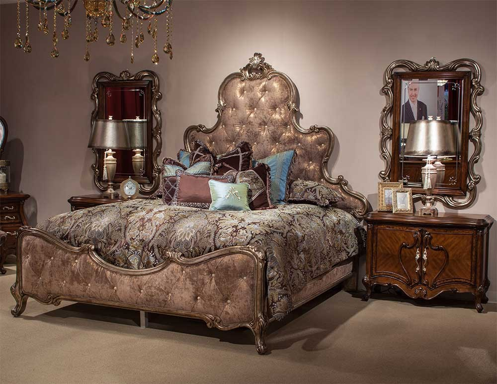 Кровать Lt. Espresso Размер Queen
