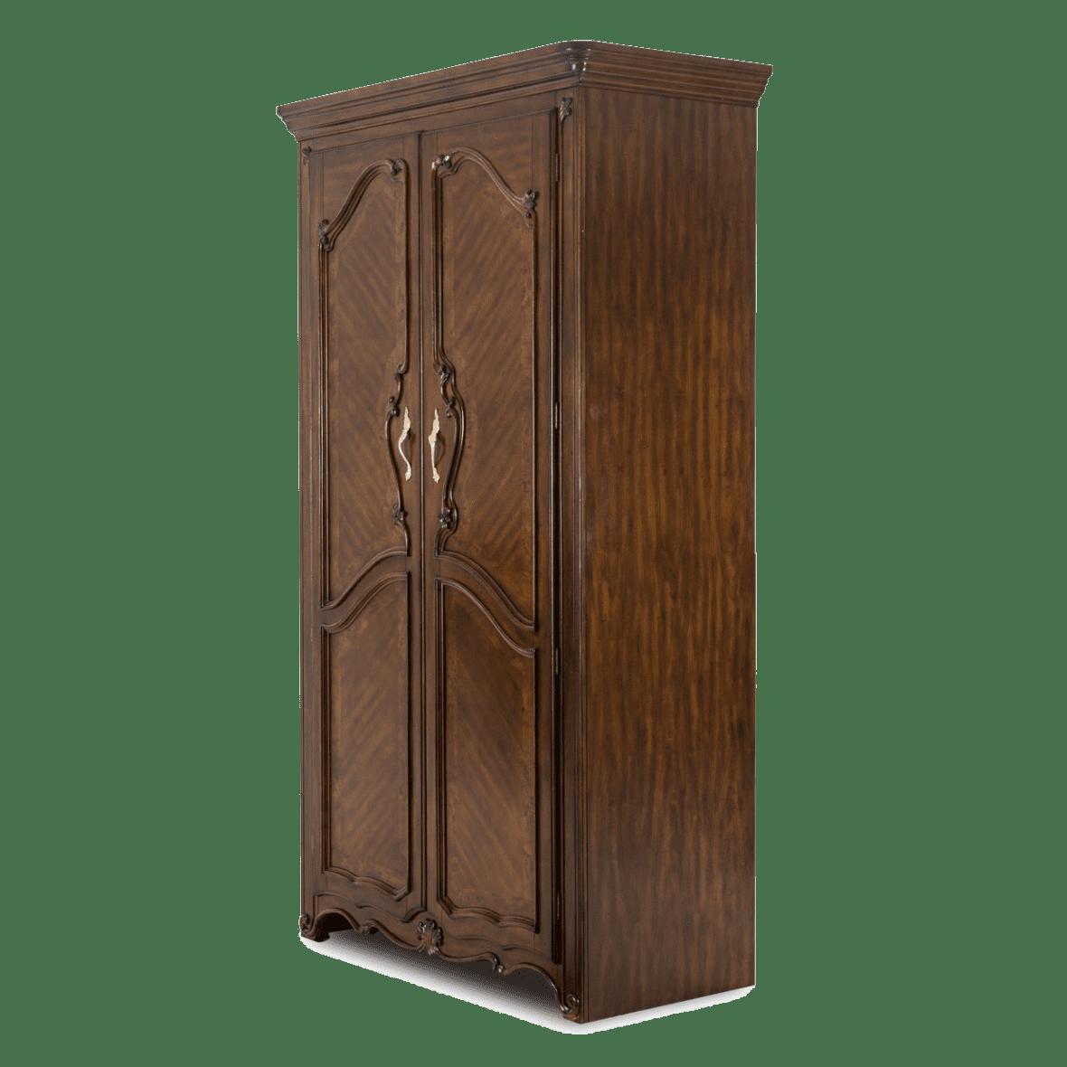 Шкаф для одежды, двудверный платяной шкаф