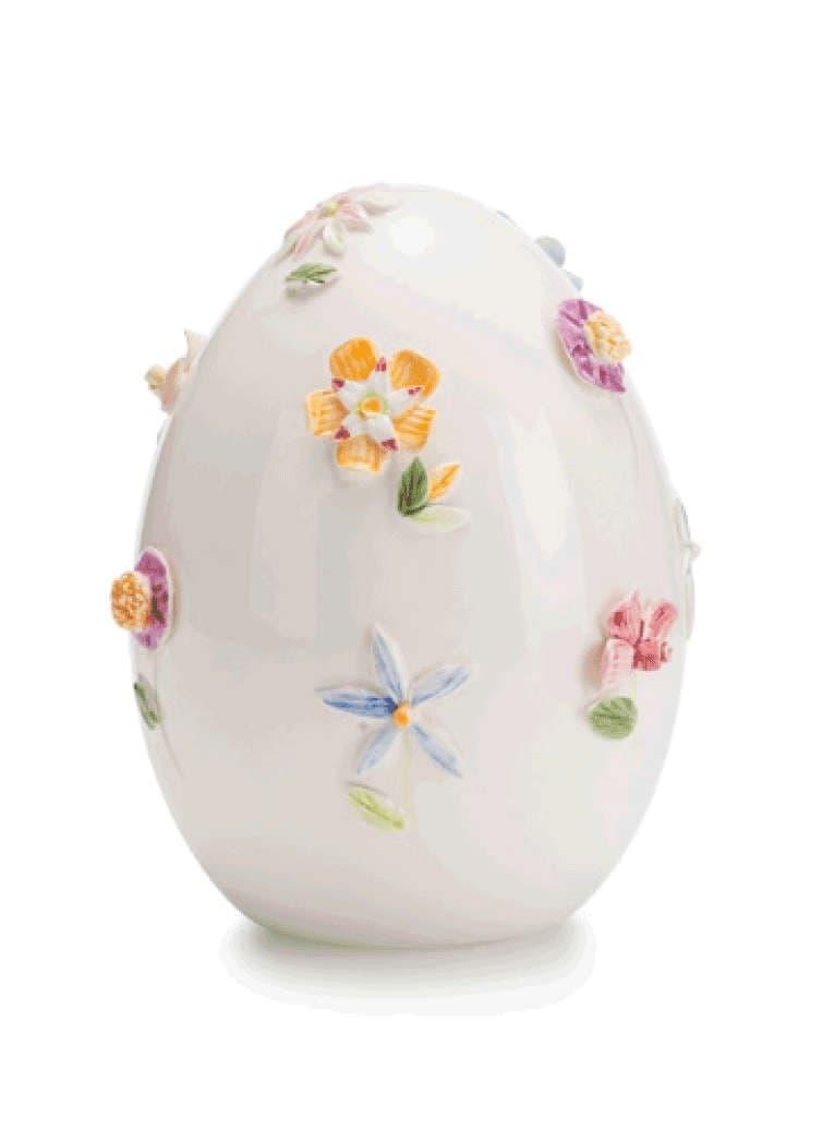 Коллекционая декорация Яйцо, 15 см, ручная роспись
