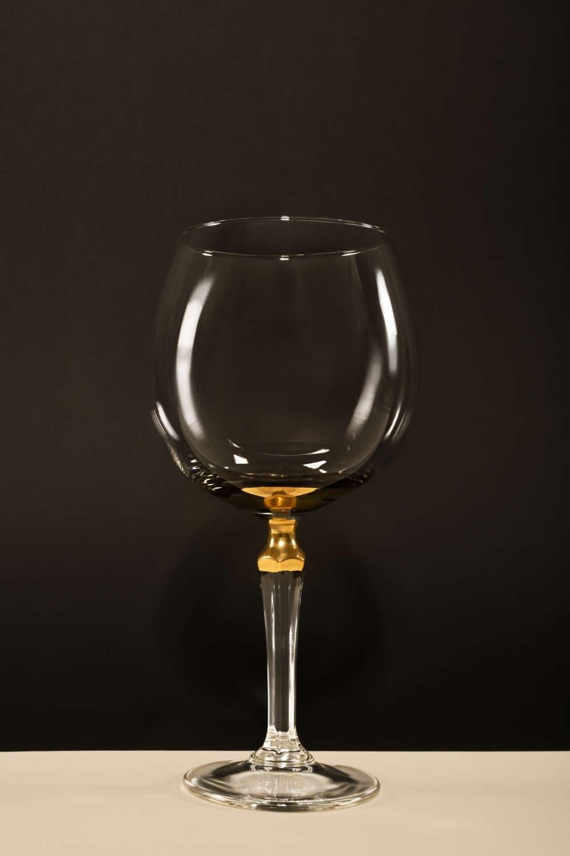 SPKSY Бокал для красного вина/бокал Бордо, 580 мл, набор 2 шт