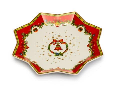 Тарелка фигурная