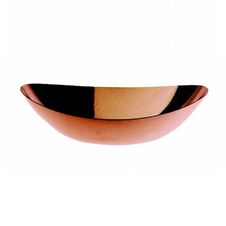 Корзинка овальная Due Bronze Mirror
