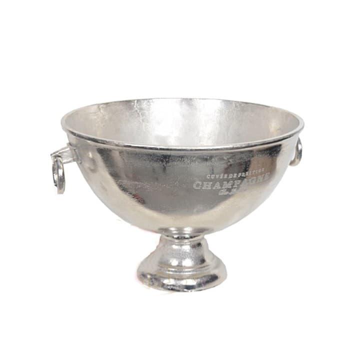 Кулер-чаша для шампанского, искуственное старение, ковка