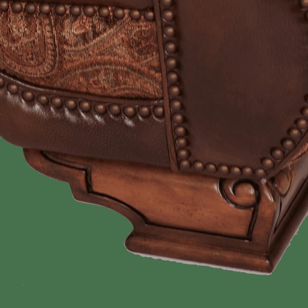 Софа Loveseat Biscotti комбинированные сиденья