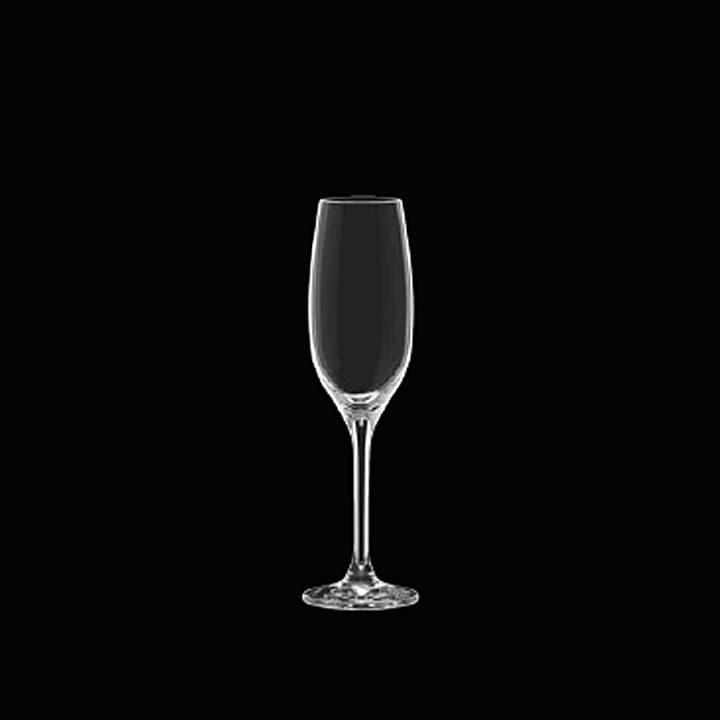 Optima Бокал для шампанского флейта, 150 мл, набор 6 шт