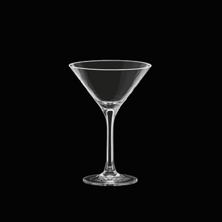 Mondo Бокал для мартини, 180 мл, набор 6 шт