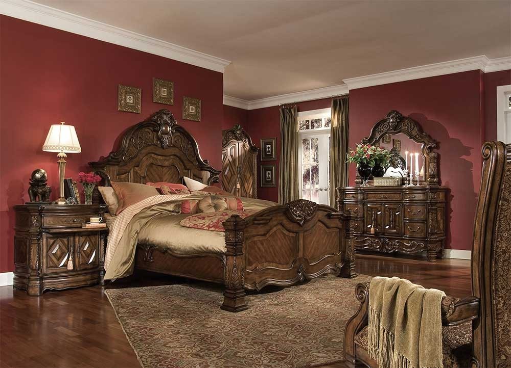 Кровать для особняка Размер East King