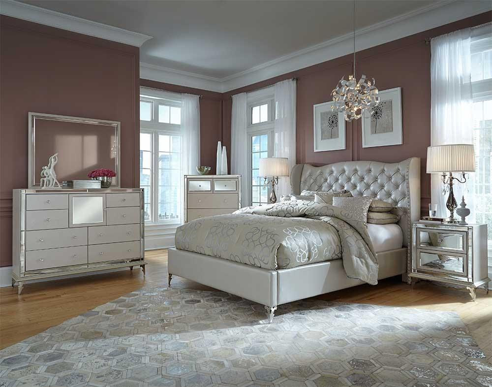 Кровать модульная размер Queen цвет Frost