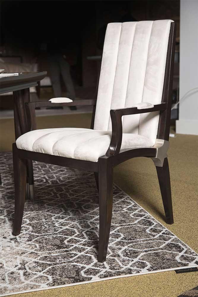 Кресло обеденное с подлокотниками, Espresso
