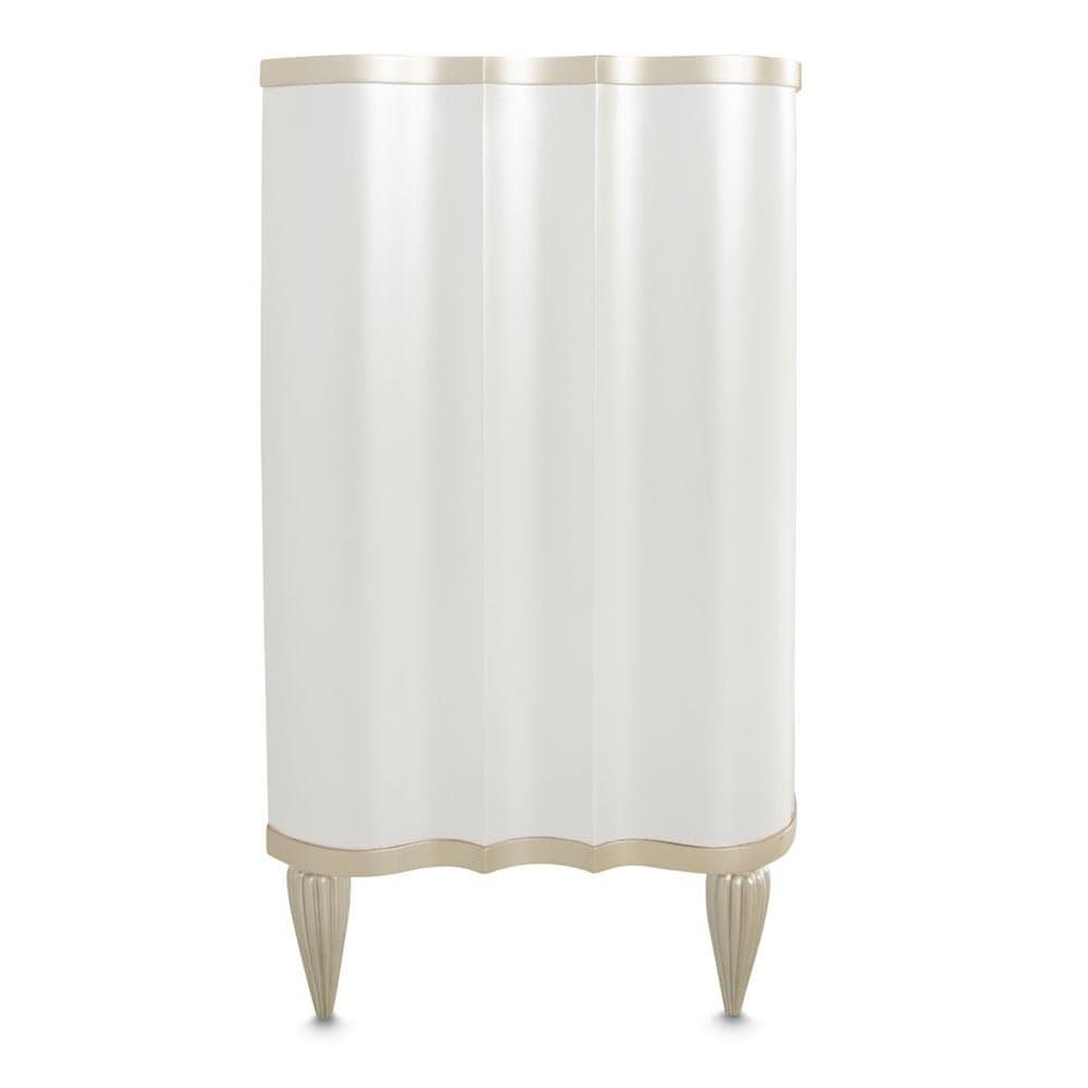 Сервировочный комод для столовой, Creamy Pearl