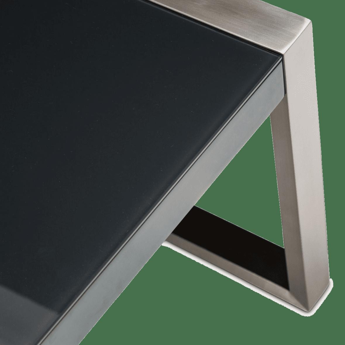 Прямоугольный Обеденный стол с торцевыми ящиками