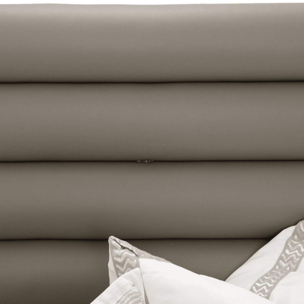 Кровать с декоративным балдахином с подсветкой, размер Eastern King