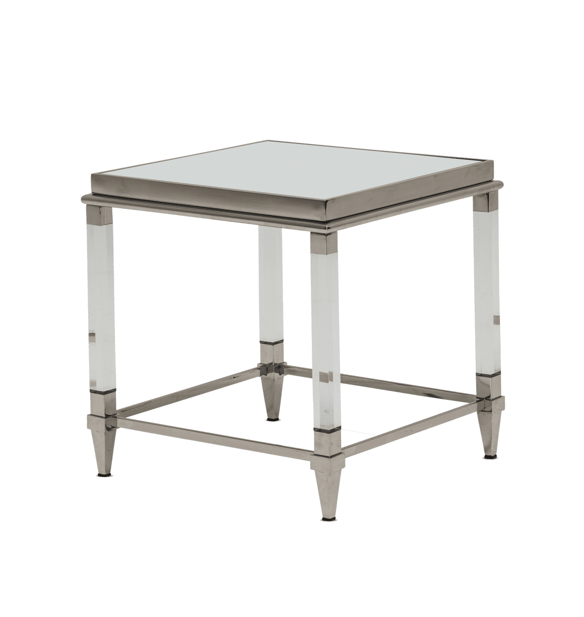 Стол под лампу с молочным стеклом