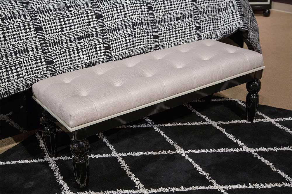 Прикроватная скамейка Black Ice