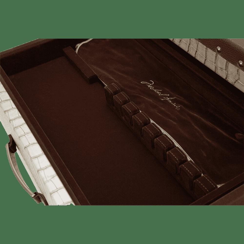 Тумба сервисная для столовой Амазонский крокодил
