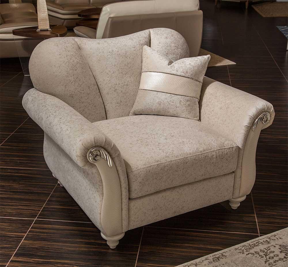 Кресло Creamy Pearl