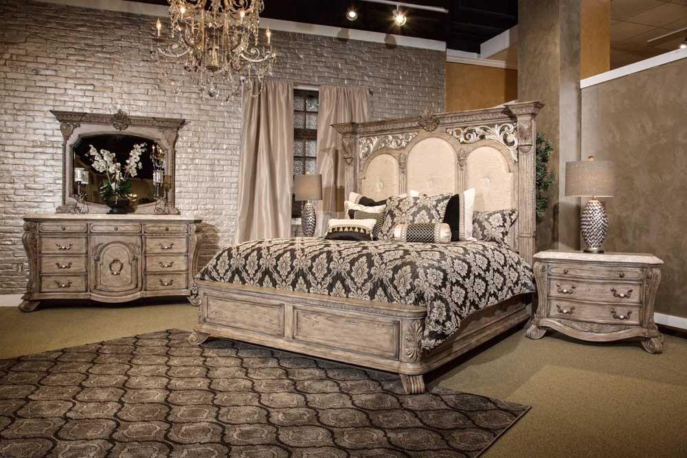 Кровать Heritage  Размер Cal King