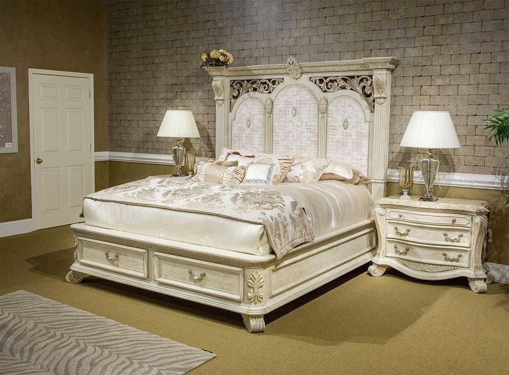 Кровать с ящиками Moonlight Размер Eastern King