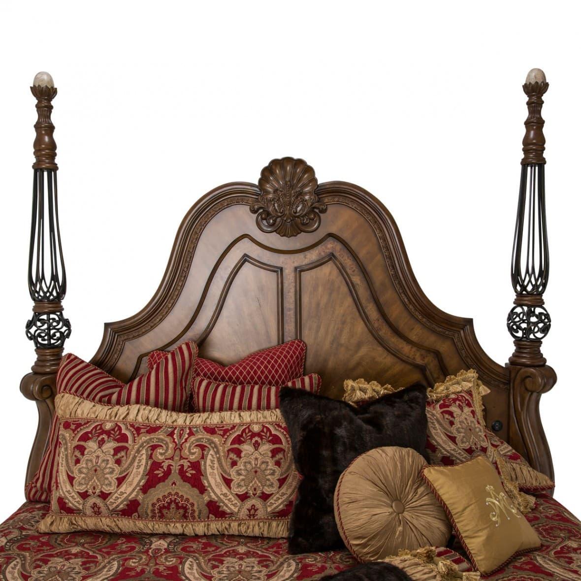 Кровать  Ginger  Размер Cal King