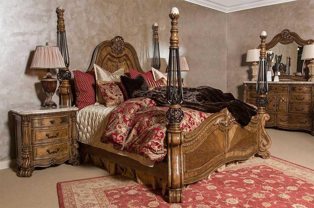 Кровать Ginger Размер Eastern King