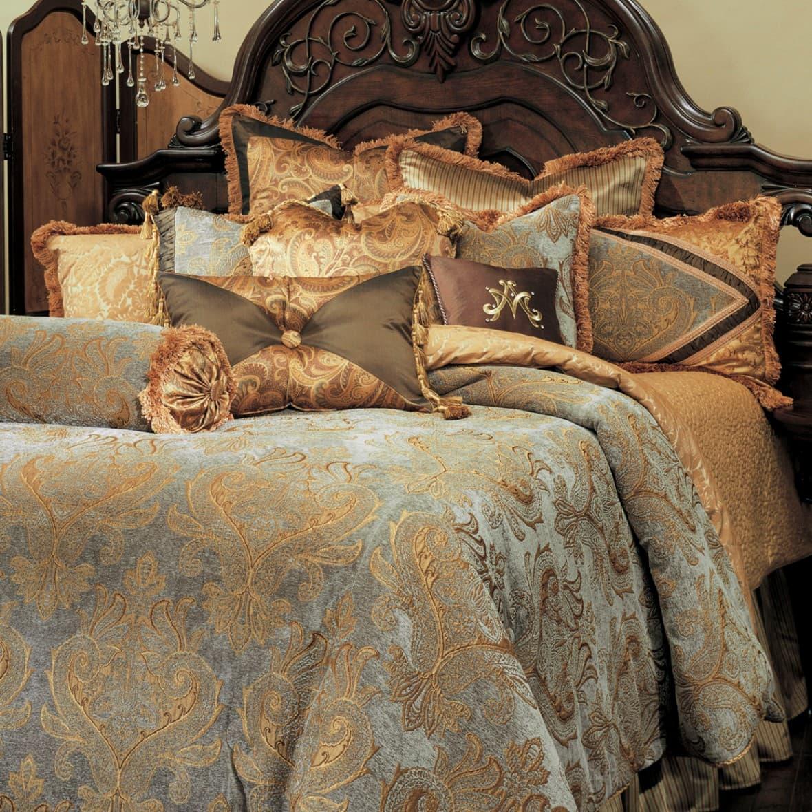 """""""Elizabeth"""", Декоративное покрывало и подушки  (King)"""