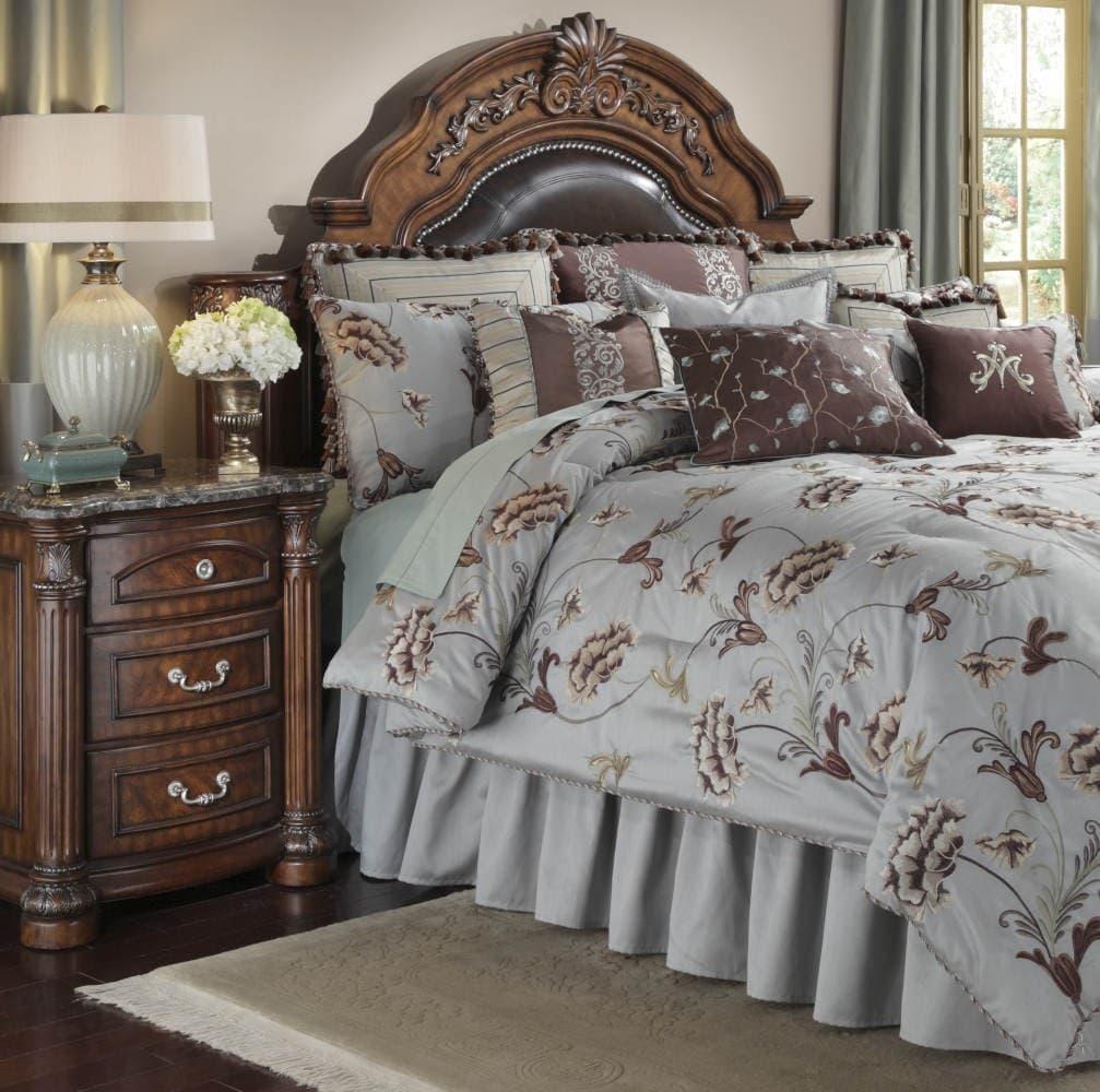 """Enchantment"",  Декоративное покрывало и подушки (King)"