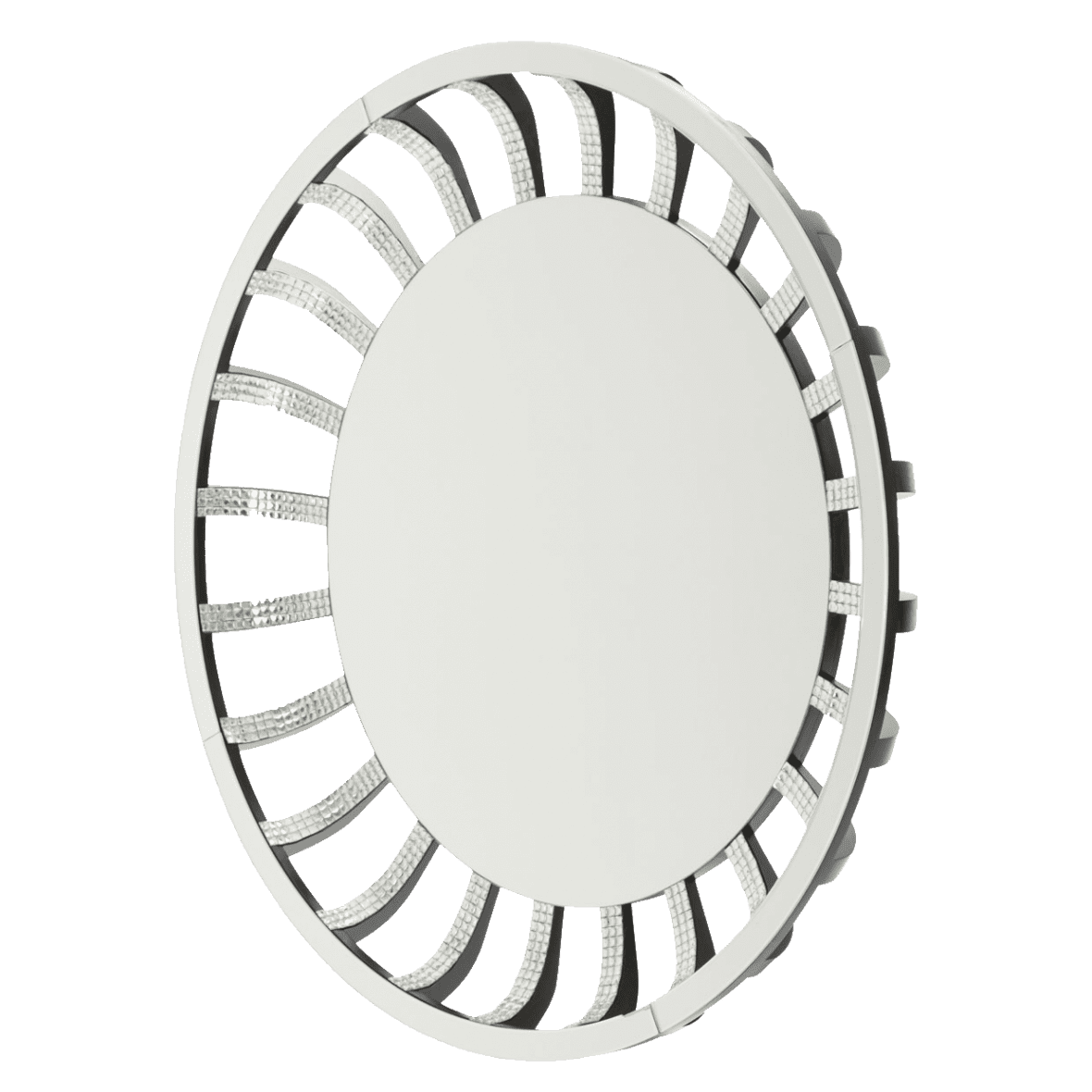 Зеркало круглое, Ар Деко, Лучи Солнца