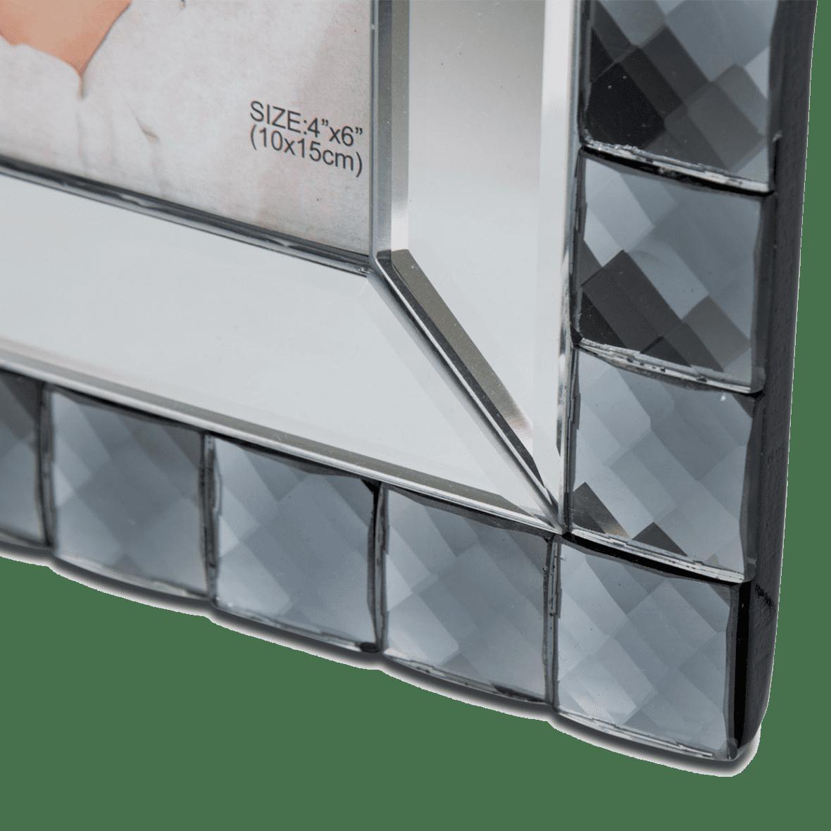 Зеркальная рамка для фото