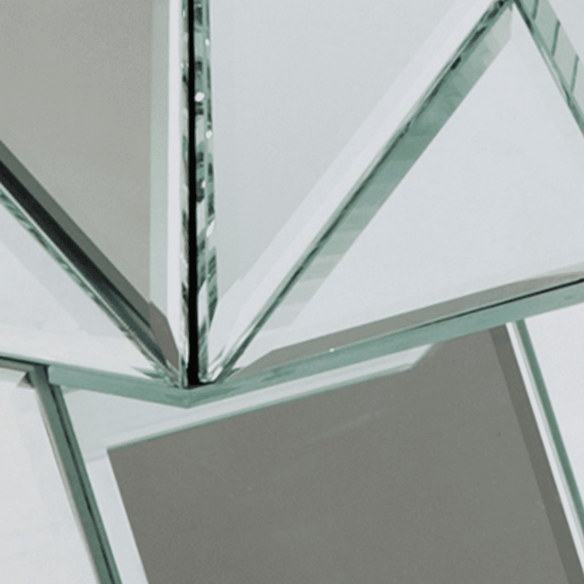 Настольная лампа Зеркальный узел