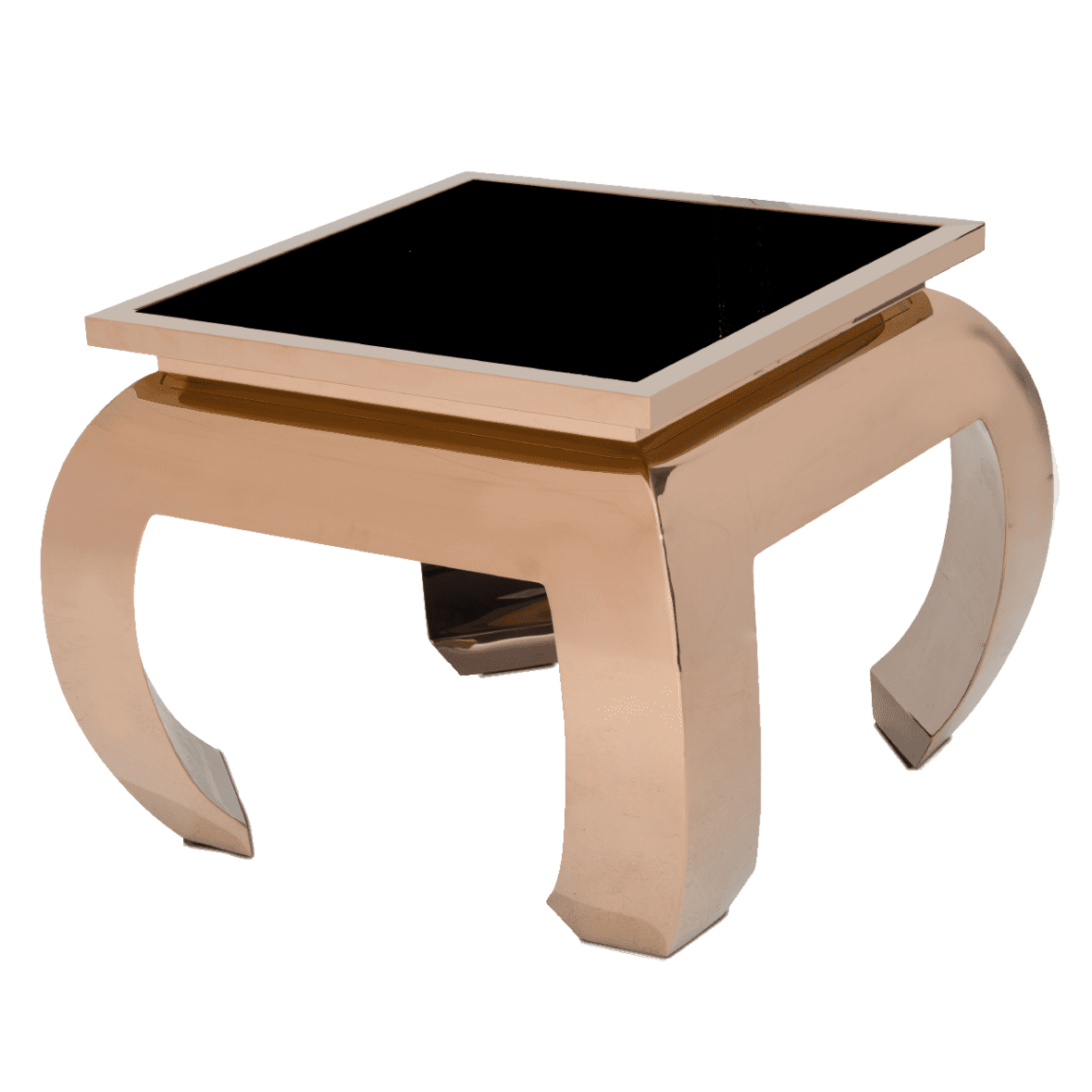 Стол приставной Pietro Rose Gold