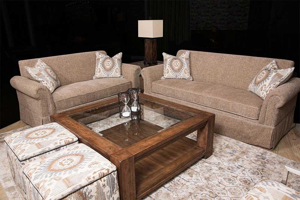 Софа Loveseat Send, 2 декоративных подушки