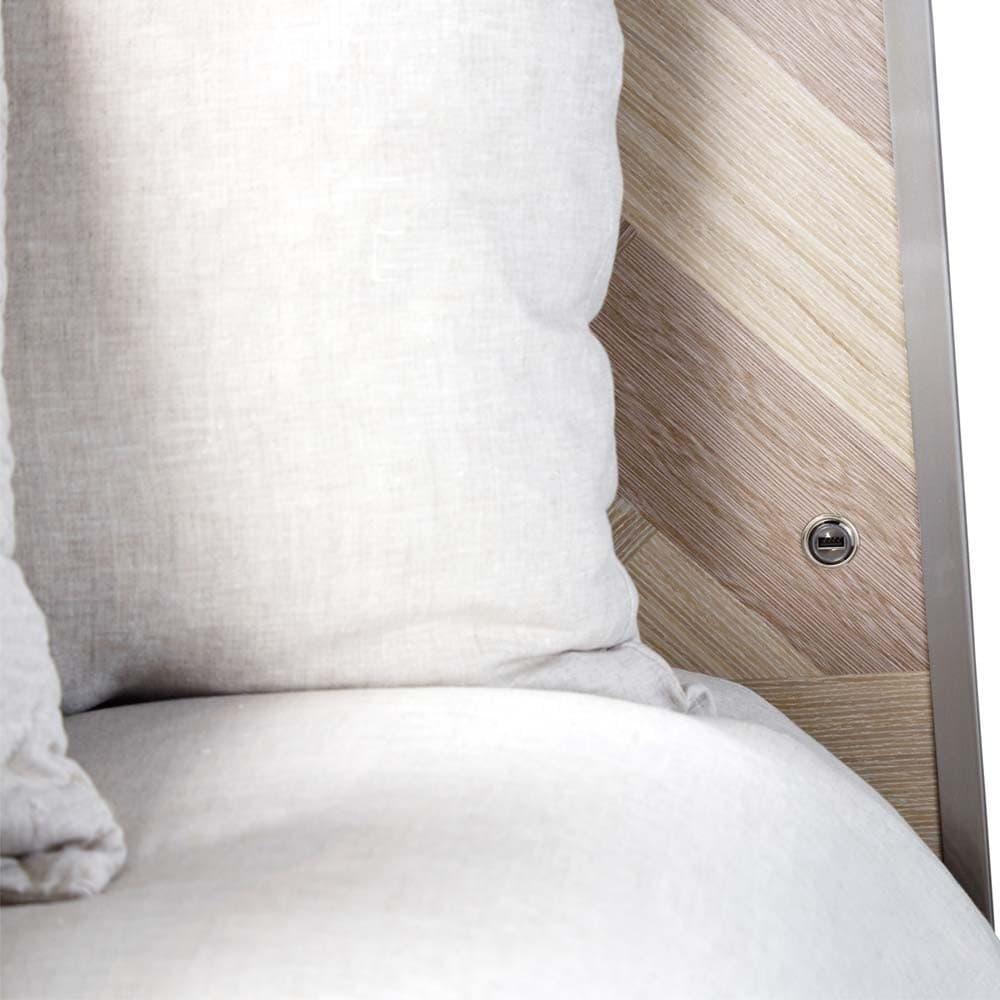 Кровать модульная White Cloud размер Queen