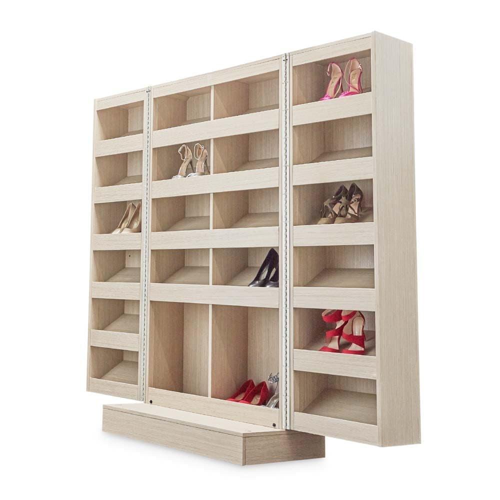 Шкаф-гардероб для обуви