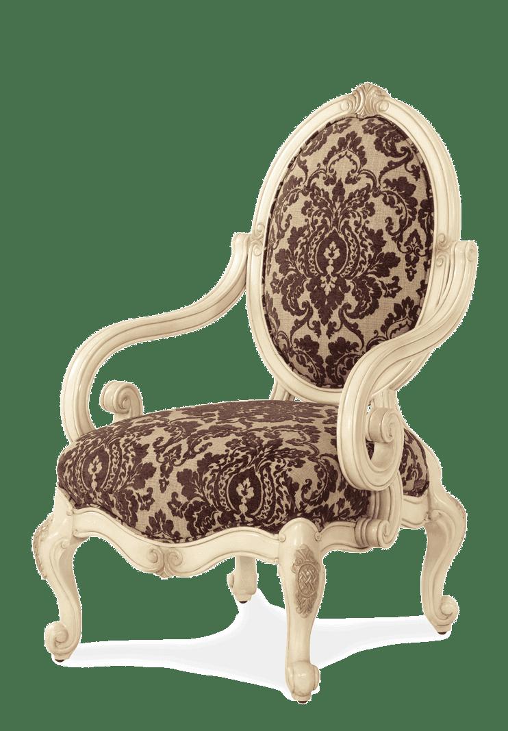 Кресло акцентное обивка TOPAZ