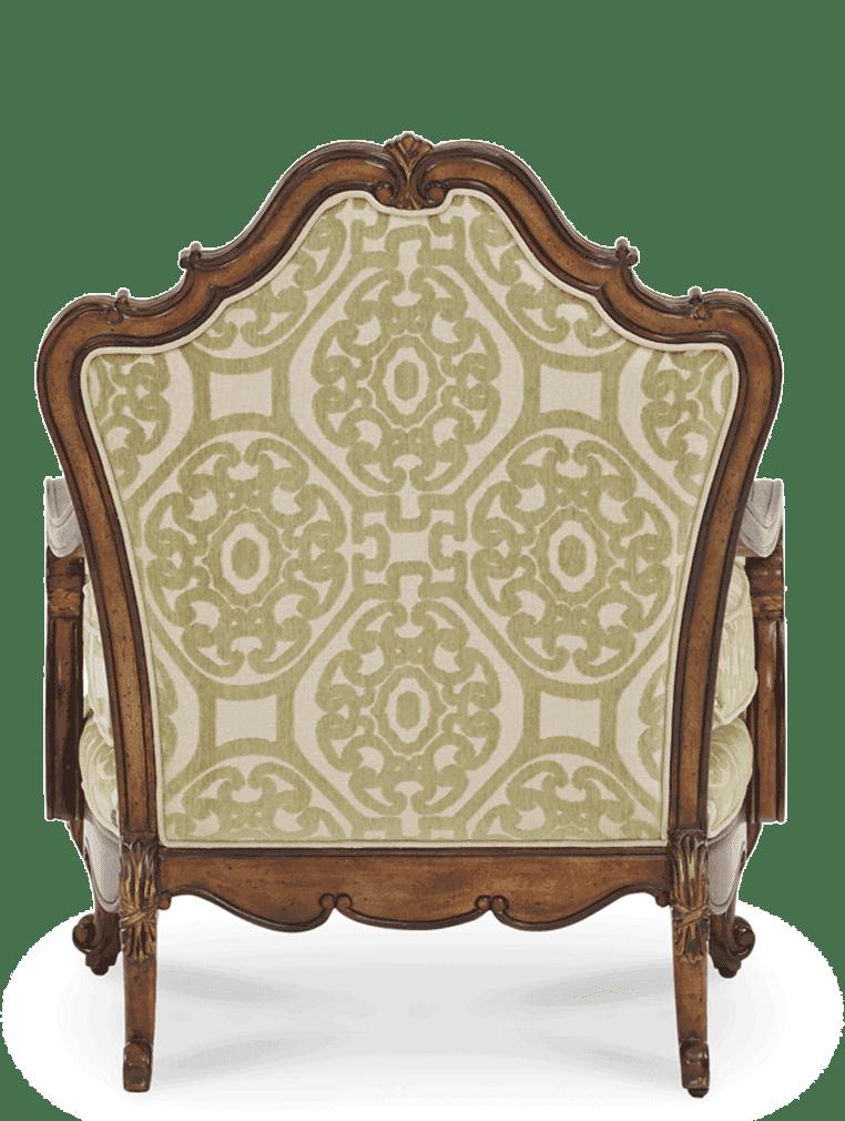 Кресло для чтения обивка Celery