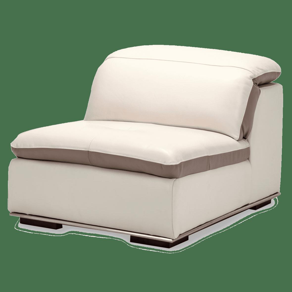 Vanuto кресло без подлокотников, матовый белый