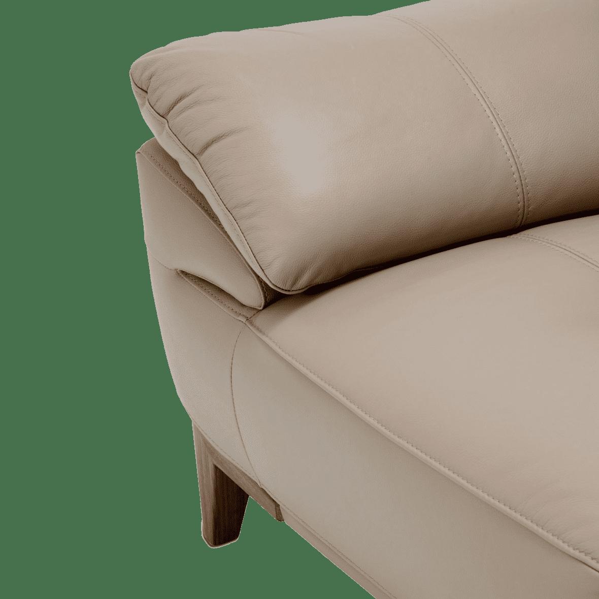 Turano кресло матовая кожа, Mocha
