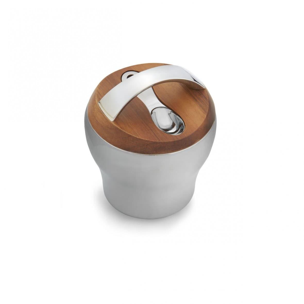 Ёмкость для хранения кофе с акцентной ложкой,  дизайн Lou Henry