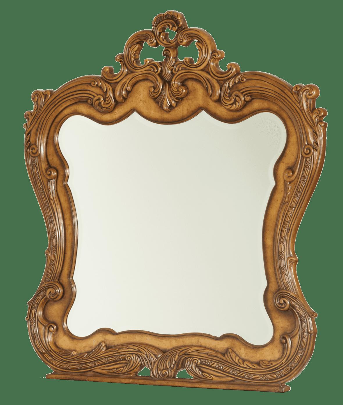 Зеркало для Двухсекционного кoмода