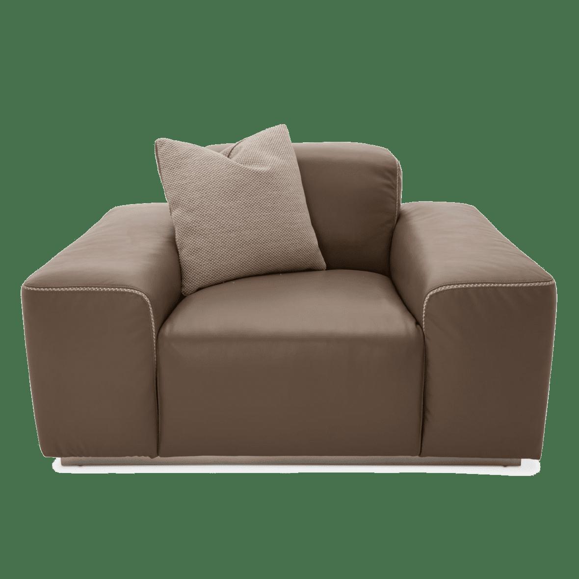 Eclipse Кресло для чтения, обивка кожа