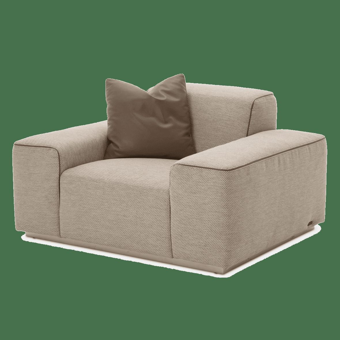 Eclipse Кресло для чтения, обивка ткань
