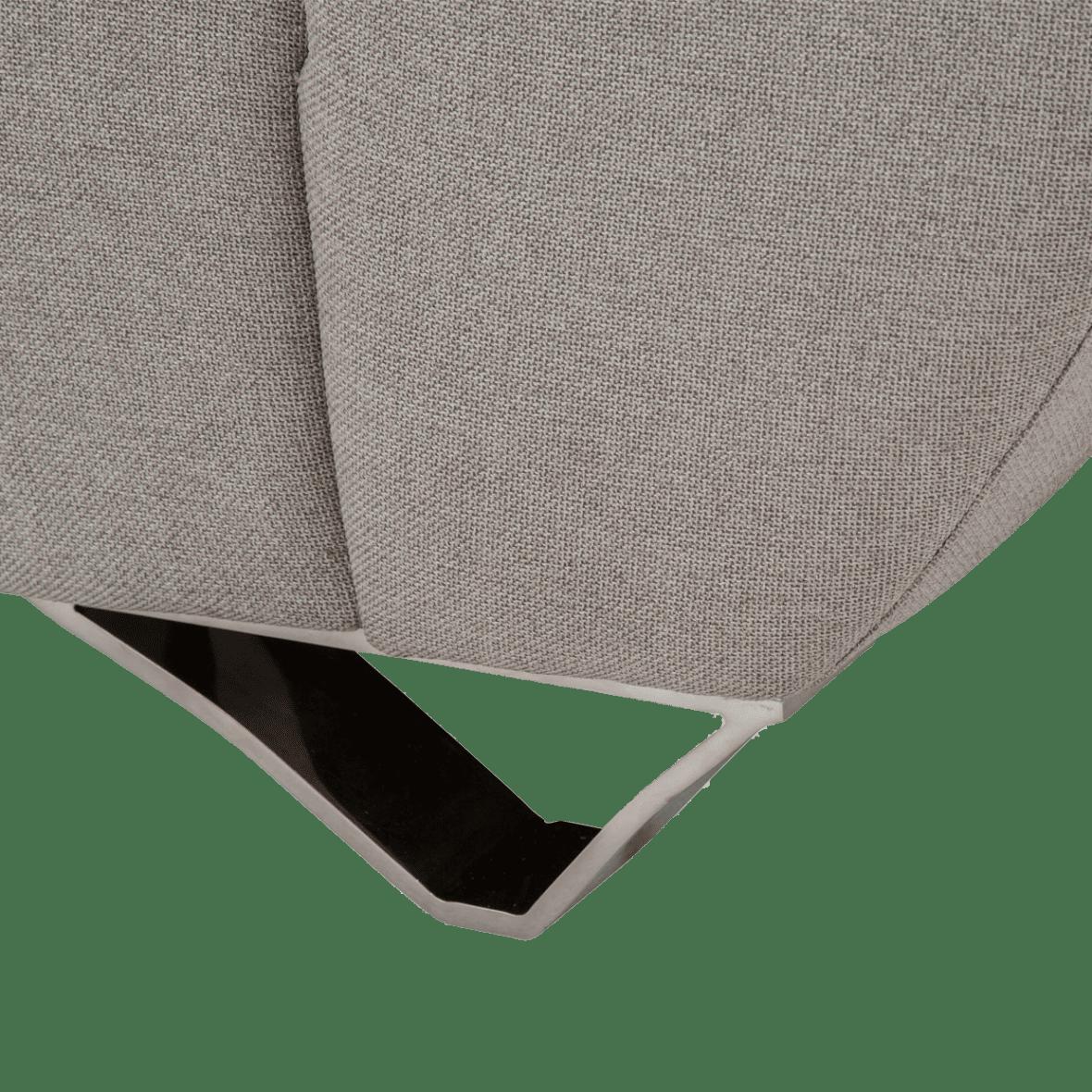 Quantum Софа Lovaseat, Stainless Steel