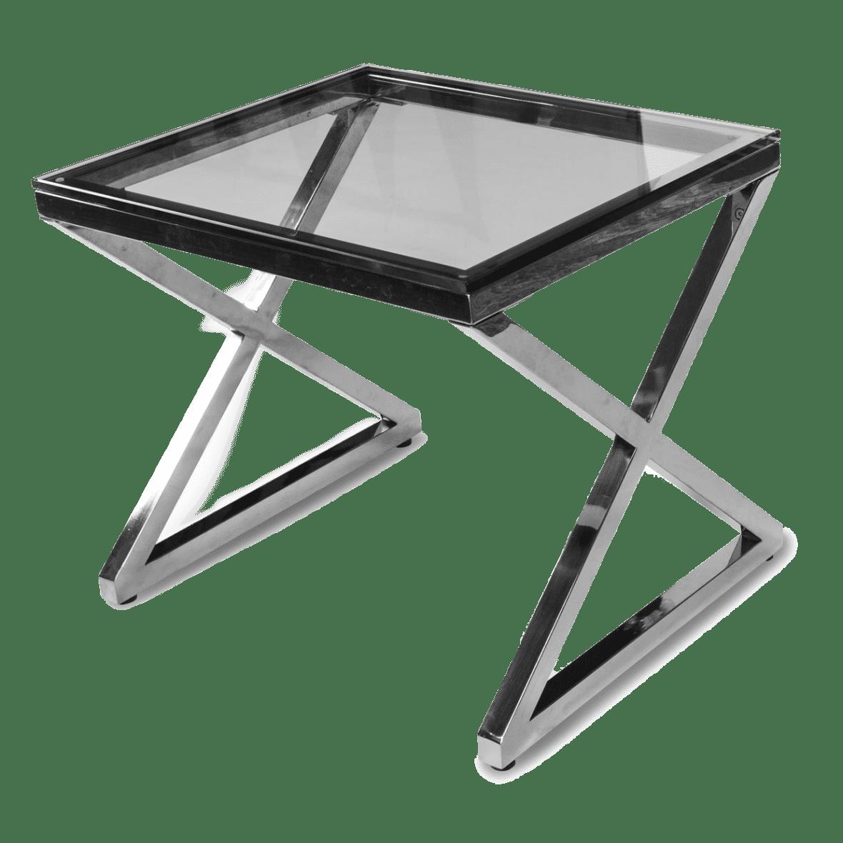 Stacy Прямоугольный приставной стол, сталь
