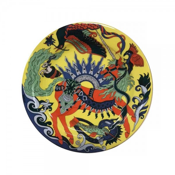 Тарелка декоративная Единорог