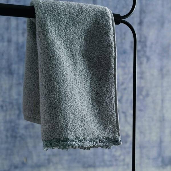 Полотенце La Perla Home Petit Maison Telo, голубое