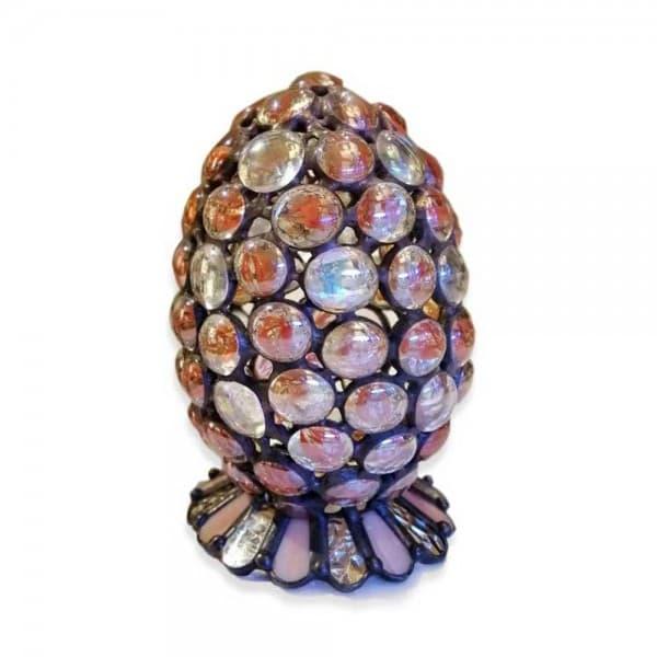Декоративное яйцо Tiffany