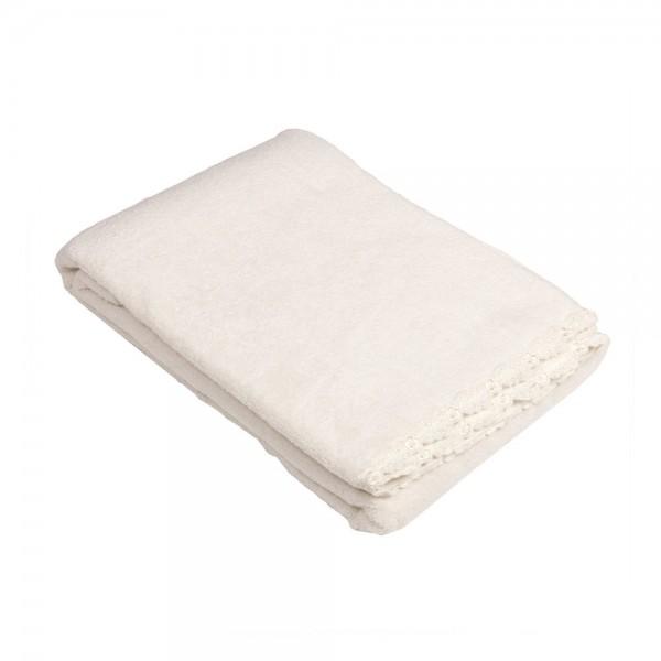 Полотенце La Perla Home Petit Maison Telo, белое